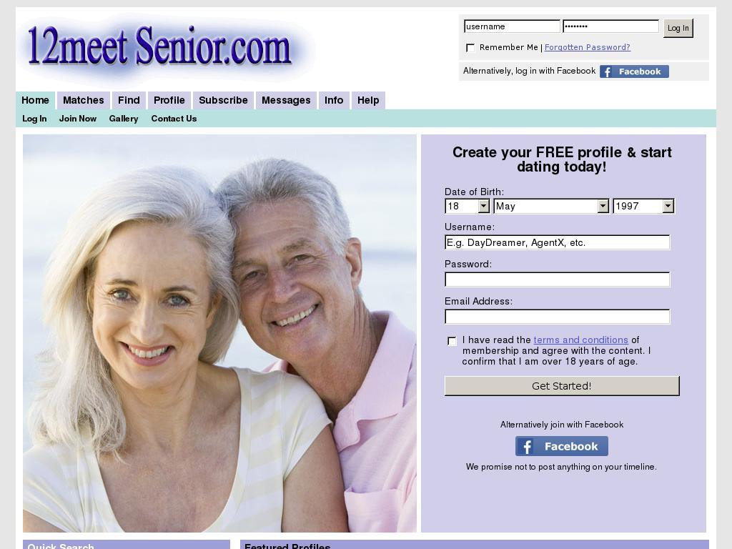 Dating-websites für 50 und älter