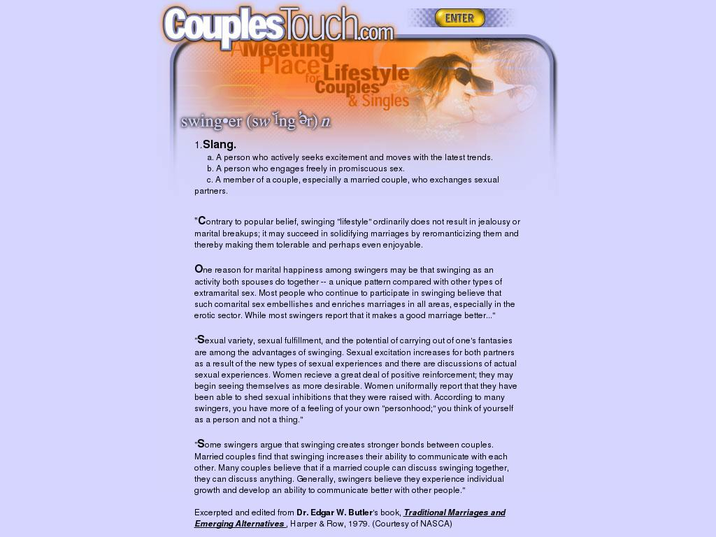 couplestouch.com snapshot