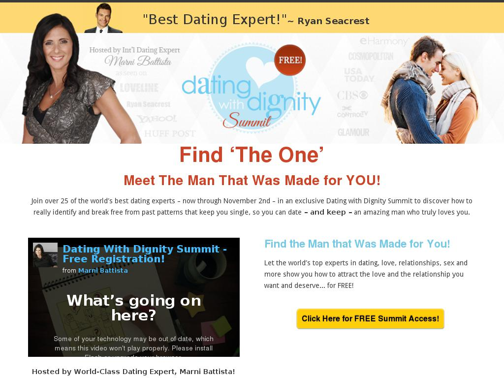 World class dating sites
