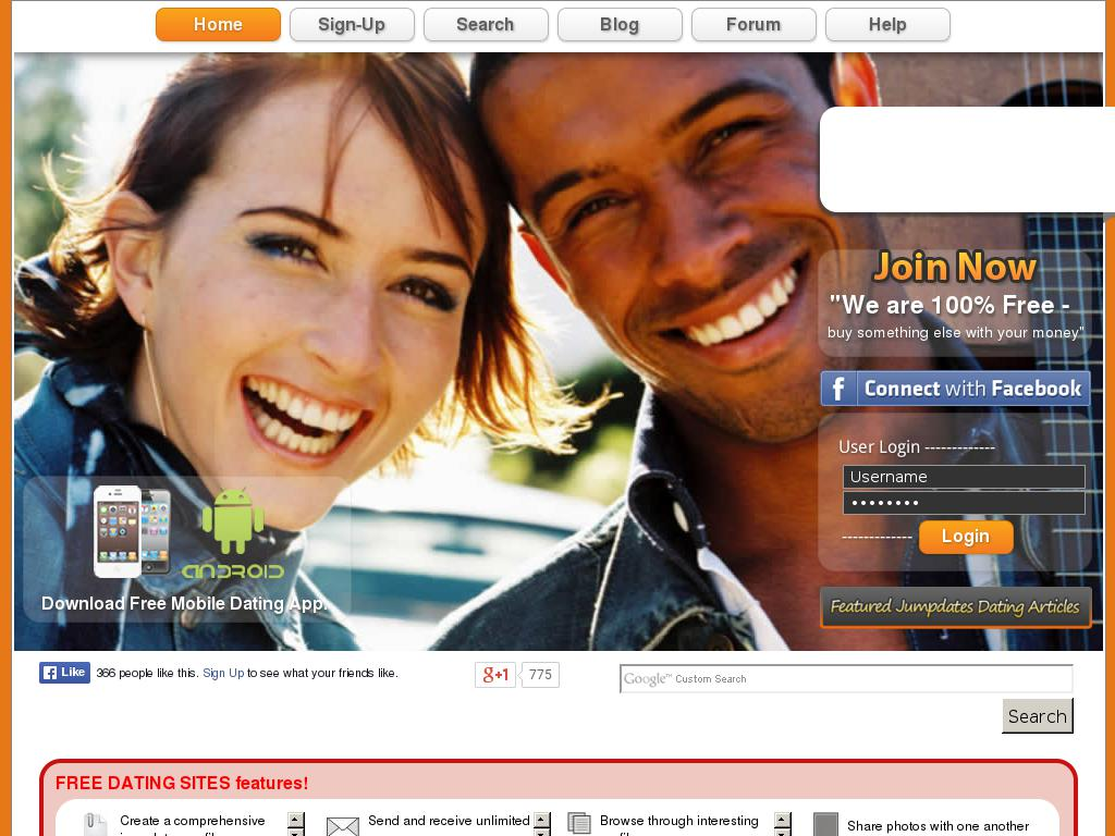 100 percent free dating site in america