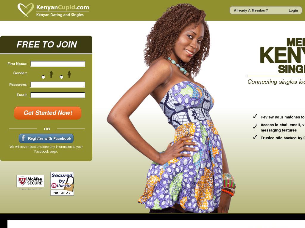 dating sites for kenyan singles
