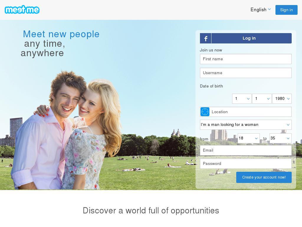 meet me dating site