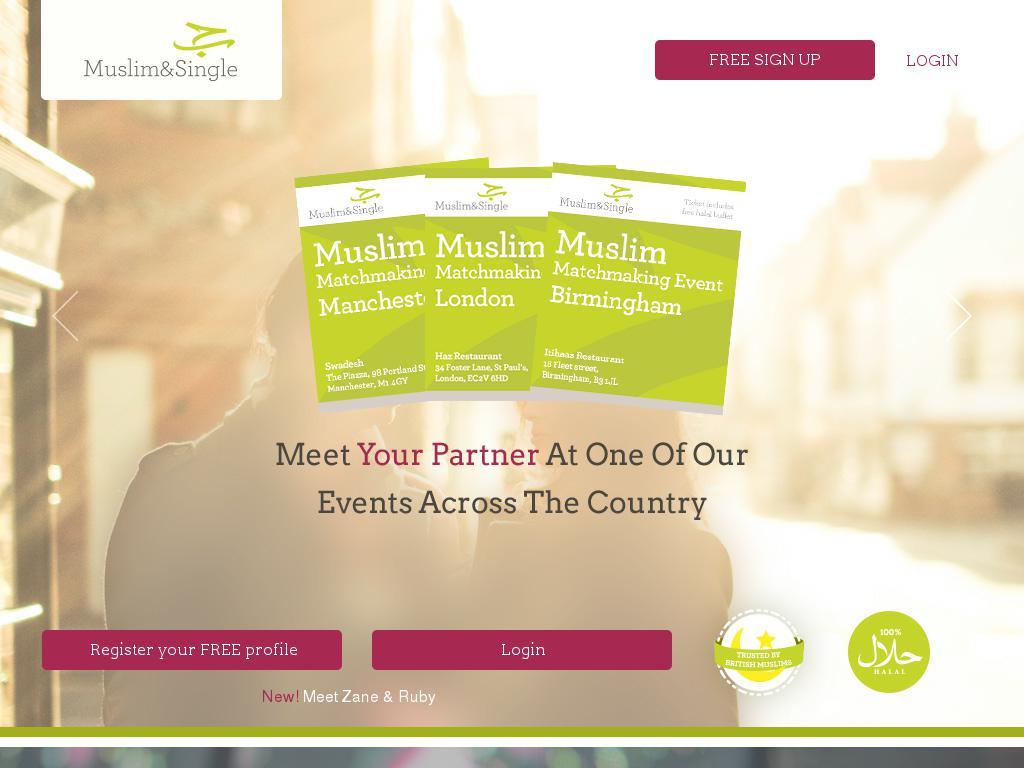 Muslim free dating sites uk