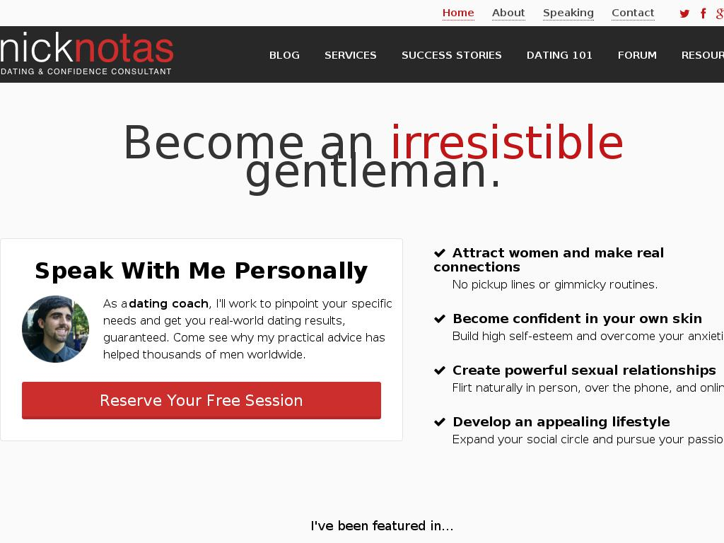 How to become an online dating consultant