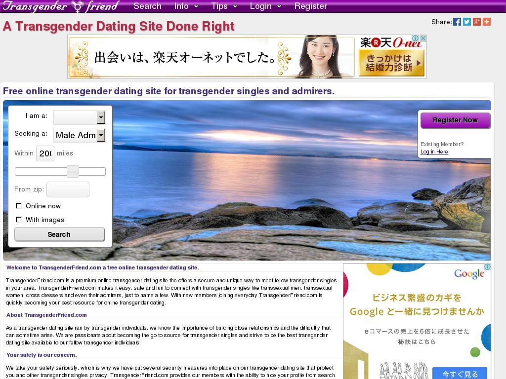 best ts dating site