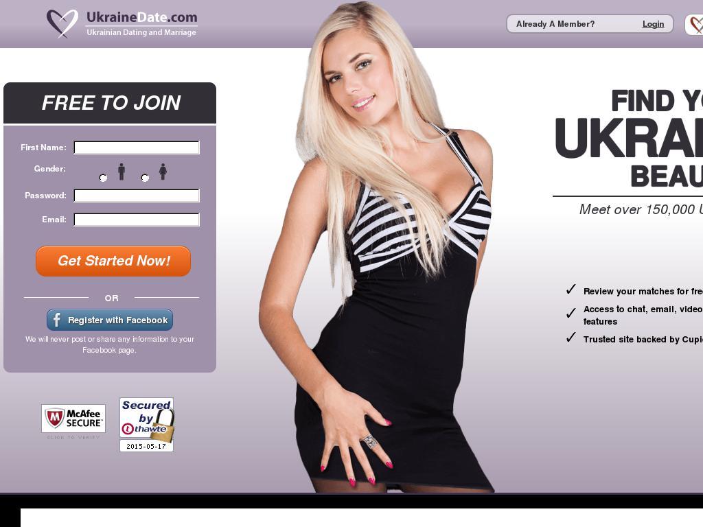 Legitimate online ukraine dating sites