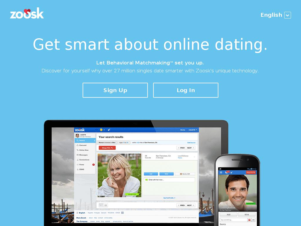 zoosk online dating tips