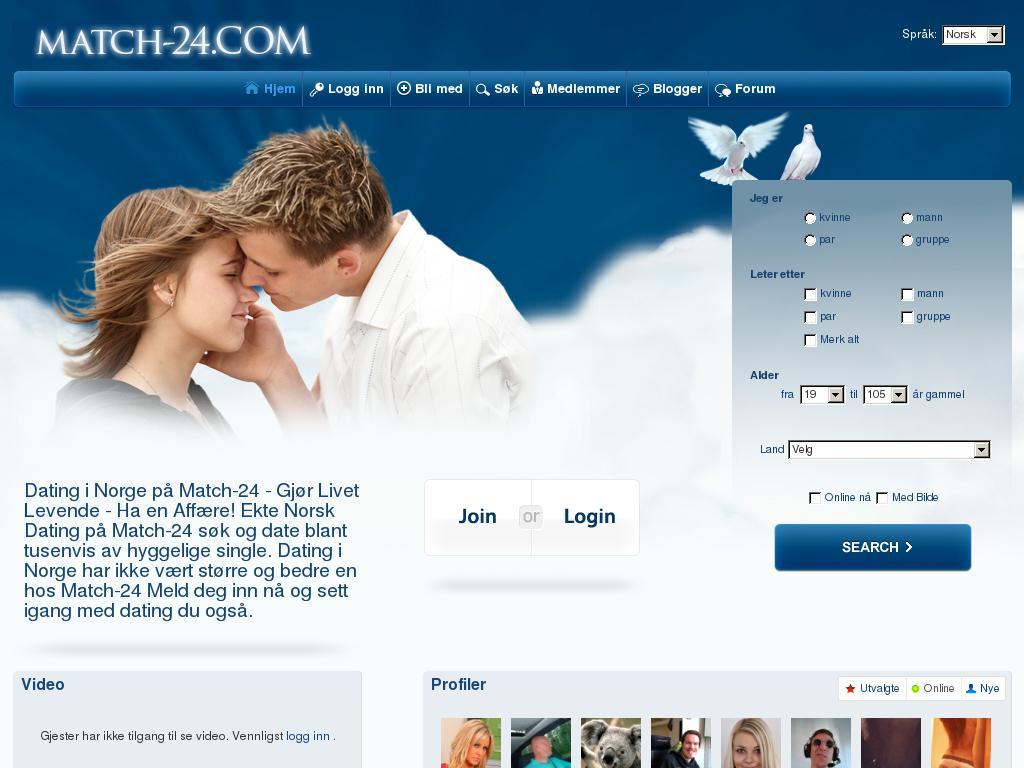 Dating- und sex-websites