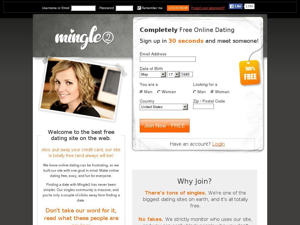 Völlig kostenlos kostenlos dating-sites